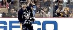 One of my favourite Penguins, Kris Letang, is a great dancer. GIF