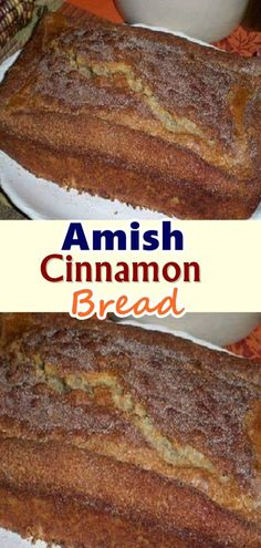 Five Approaches To Economize Transforming Your Kitchen Area Amish Cinnamon Bread Köstliche Desserts, Delicious Desserts, Dessert Recipes, Yummy Food, Dessert Bread Machine Recipes, Bread Machine Recipes Healthy, Quick Bread Recipes, Snacks Recipes, Waffle Recipes
