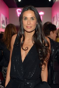 Pin for Later: 93 Stars Whose Real Names Will Surprise You Demi Moore = Demetria Gene Guynes
