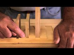 Router Joinery Basics: Dado - YouTube