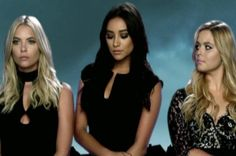 "After unmasking ""A"" in August's mid-season finale, Pretty Little Liars has set the stage for its most unprecedented year yet by jumping five years into the future. Watch the first four minutes from January's Season 6B premiere, exclusively on BuzzFeed! 