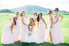 Here are a few of our favorite summer wedding ideas, from refreshing cocktails to hot hairdos.