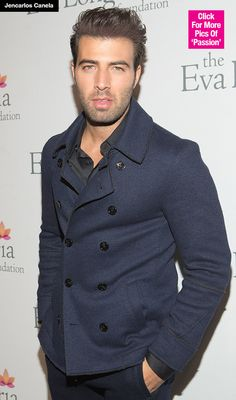 Jencarlos Canela: 5 Things To Know About The Hottie Playing Jesus In 'ThePassion'