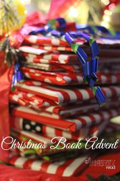 Have fun and set a new Christmas Tradition with a Christmas Book Advent. This Advent Idea will not only be fun for the whole, but also educational since you and the kids will be reading and counting down to Christmas! Pin this to your Christmas board!
