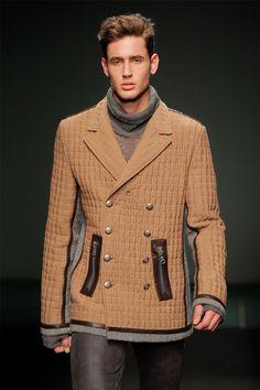 By Custo Barcelona #coat #peacoat