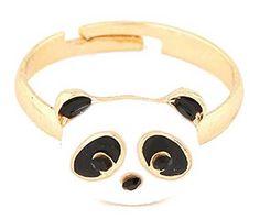 AnVei-Nao-Womens-Girls-Elegant-Gold-Plated-Cute-Panda-Fashion-Adjust-Rings-Jewelry-0-500x425