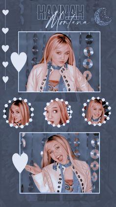 Edit Wallpaper Hannah Montana