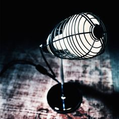 Buy Diesel Cage Mic Table Lamp Online From Occa-Home