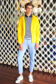 Gant Rugger Spring 2015: Fashion & Style