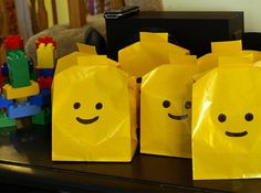 lego goodie bag - easy