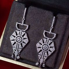 Zircon Earring JHZ-436 USD46.03, Click photo for shopping guide and discount