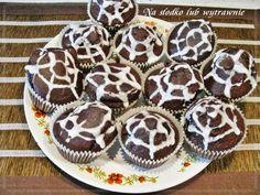 Na słodko lub wytrawnie: Czekoladowe muffinki z kawałkami czekolady