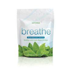 New!! Breathe Respiratory Drops! Allergies, asthma, cold & sinus.   www.mydoterra.com/dawnlauman