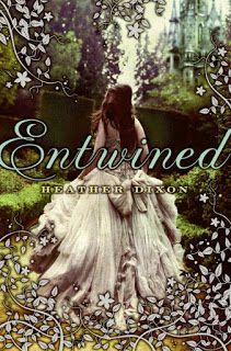 Books are the Tickets to New Adventures: Entwined by Heather Dixon