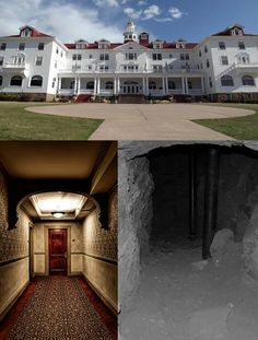 The Stanley Hotel, Colorado, opened in 1909. In 1973 Stephen King stayed in room 217 and wrote the novel 'The Shining'. Guests at The Stanley have see people in hallways, heard the piano playing on it's own in the ballroom, and seen lights turned on and off. In 1911 a housekeeper was involved in an explosion and was shot down from what is now Room 217 to the floor of the MacGregor Room one story below. She was not killed, but now her ghost is said to still tidy up after guests'.