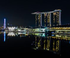 Photograph of the week: Marina Bay Sands, Singapore http://www.aluxurytravelblog.com/2013/12/04/photograph-of-the-week-marina-bay-sands-singapore/