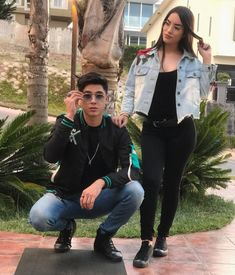 Cute Youtube Couples, Mexican Quinceanera Dresses, Juki, Poses, Couple Goals, Kylie, Bomber Jacket, Michael Kors, Outfits