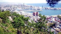 Trekking at Montjuic Park (Things to do in Barcelona, Spain)
