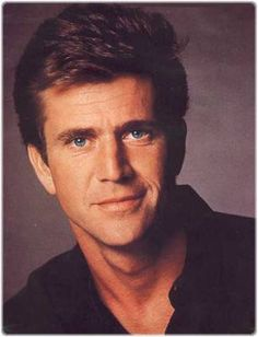 Mel Gibson.--before he went all nuts--I still like his old movies tho