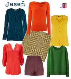 Materiály a vzory - Glenček - Supervizáž Deep Autumn, Color Me Beautiful, Jackson, Image, Tops, Style, Fashion, Warm Autumn, Love