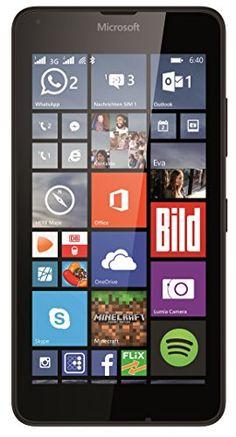 http://ift.tt/1NNi6xG Microsoft Lumia 640 Dual-SIM Smartphone (5 Zoll (127 cm) Touch-Display 8 GB Speicher Windows 8.1) schwarz @salelase#