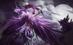 A beautiful picture of #Warrior #Angel #photography #anime downloaded from http://alliswall.com