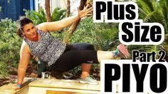 Plus Size PIYO - Modify Part 2 - Weightloss