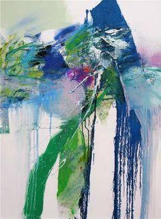 """Saatchi Art Artist Stricher Gerard; , """"La montagne sacre"""" #art"""