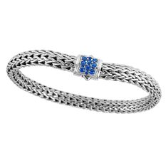 John Hardy classic chain batu silver bracelet....oh i want this so bad