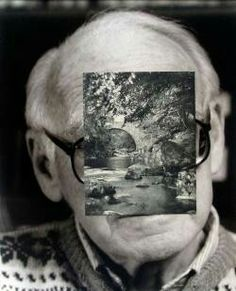 John Stezaker Old Mask VIII  2006  Collage  24.5 x 19.5 cm