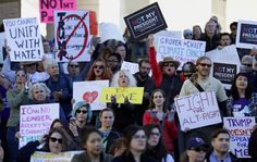 Demonstrators planned to gather again on Saturday in cities across the United States to protest the election of Donald Trump, who they say will threaten their civil and human rights. A day after a protester was shot in Portland, Ore., rallies were scheduled throughout the day in New York, Los Angeles and Chicago.