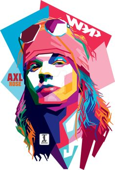 Music Painting, Art Music, Guns N Roses, Pop Rock, Rock N Roll, Arte Bob Marley, Bob Marley Pictures, Cute Screen Savers, Digital Foto