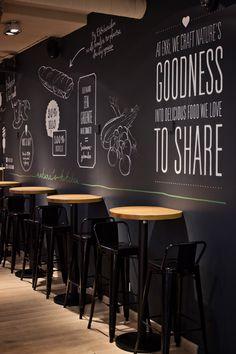 #exki #design #dehorecafabriek #restaurant #fastfood #interior