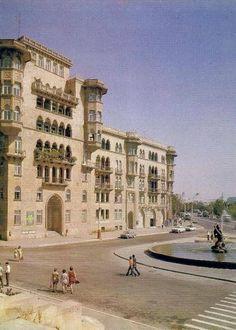 Bahram Gur - quiet roads in the 1970s