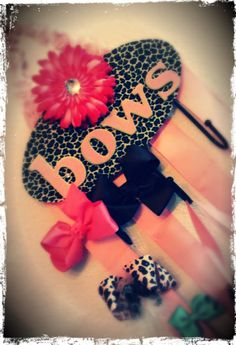 Easy to make Hair Bow Holder!