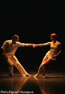 PUSH by Maliphant: Massimo Murru and Sylvie Guillem #ballet