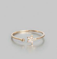 Star Mini Ring | Delphine Pariente