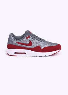 pas de timberland ch res - Mens Shoes - Nike Sportswear Air Max 1 Ultra Moire - Neutral Grey ...