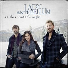 GAC's Top Country Albums of 2012 : ON THIS WINTER'S NIGHT- Lady Antebellum. During breaks from their Own The Night 2012 World Tour, Lady Antebellum hit the studio in the middle of summer to record an album full of Christmas songs. The 12-song set, which was recorded in a studio adorned with holiday lights to help create that festive 'winter' wonderland atmosphere, builds off the stunning dynamics of the award-winning trio while also capturing the enchanting glow of the holiday season.