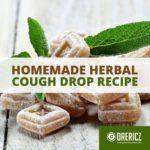 Homemade Cough Drop Recipe with Essential Oils