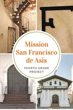 Learn about Mission San Francisco de Asis, also known as Mission Dolores, including its history, and historical and more recent photographs. California Missions, California History, California Travel, Mission San Francisco, Travel Expert, Pilgrimage, Great Places, Classroom Ideas, Charts