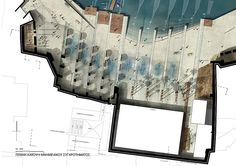 2nd Place in National architectural competition for the 'Regeneration and Reuse of the Western Historical Docks and their surroundings', Municipality of the City of Iraklion.
