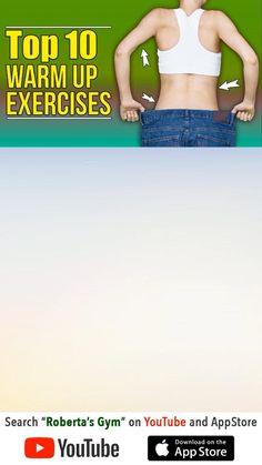 Workouts For Teens, Gym Workout For Beginners, Fitness Workout For Women, Easy Workouts, 20 Min Workout, Workout Warm Up, Workout Videos, Weight Loss Workout Plan, Fat Burning Workout