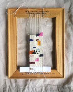 Weaving Art, Tapestry Weaving, Loom Weaving, Textile Fiber Art, Textile Artists, Fiber Art Jewelry, Jewelry Art, Woven Bracelets, Handmade Bracelets