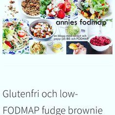 Imorn lottar vi ut ett gäng grymma formar ihop med AnnieFODMAP, en grym tjej som gör #recept som alla kan äta!