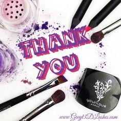 Thank you! Younique Moodstruck 3D Fiber Lashes➕ Mascara Browse, shop, book a…