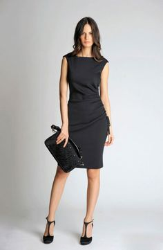 I would wear this LBD to work.