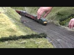 AMERICA'S LARGEST BNSF/UP MODEL RR - Layout Tour: The La Mesa Model RR Club - YouTube
