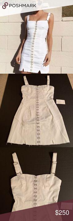7b2e4f5190 For Love and   Lemons Monika Hook Front Dress