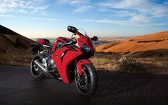 Honda CBR1000RR Red Color http://wallpapers.ae/honda-cbr1000rr-red-color.html